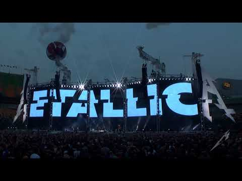 Metallica 2017 08 16 Edmonton, AB, Canada   Commonwealth Stadium Webcast 1080p
