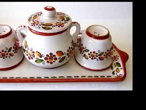 Italian Ceramic Pottery Handmade In Sicily By Artist Serena Suffia