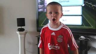 Download 3 year old Billy singing