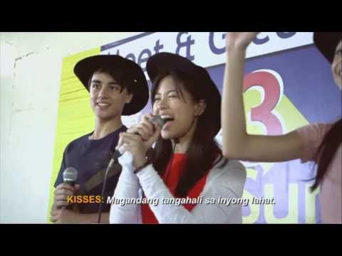 The 3 Lucky sun in Masbate (Kisses,May2,Edward)