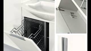 Мебель для ванной Gemelli -  серия Space