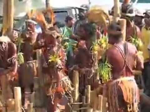 """Tribal Vibes In Papua New Guinea,""""Great Instruments"""""""
