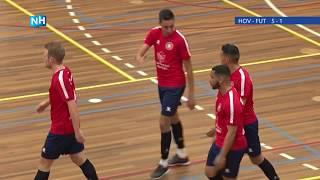 Zaalvoetballers FC Marlène in finale om landstitel