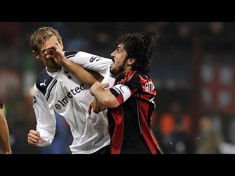 Gennaro Gattuso Fights and Goals ● The Destroyer ✔