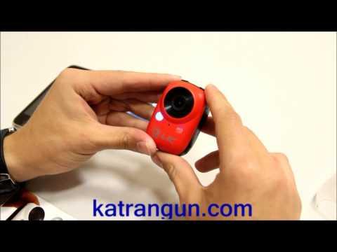 Экшн фото-видео камера Liquid Image Ego Hd 1080p