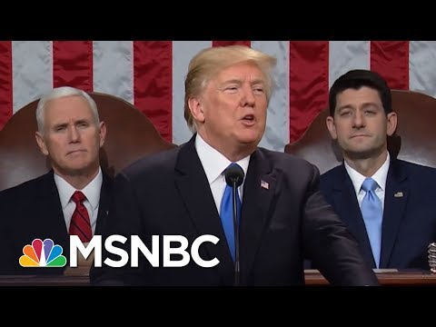 President Donald Trump Messes Up Top CEO's Name | All In | MSNBC