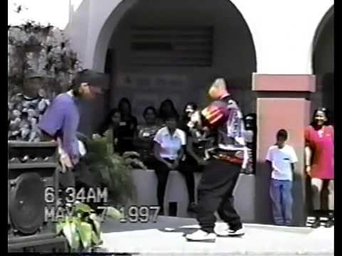 TALENT SHOW ESCUELA MADAME LUCHETTI MAYO 7 1997 PARTE 2