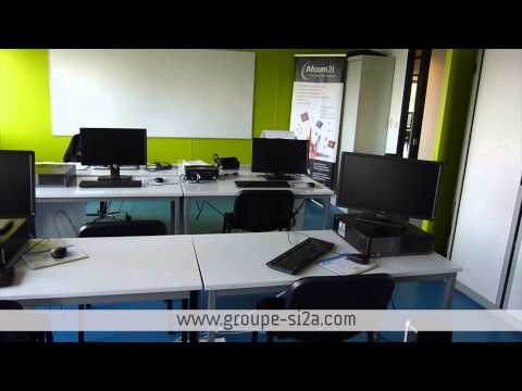 Formations informatiques, Services Informatiques Groupe, Annecy & Chambéry