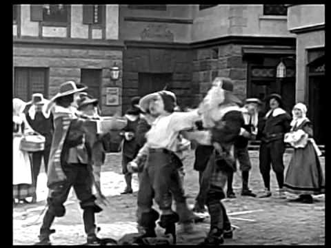 THE THREE MUSKETEERS (1921) - Douglas Fairbanks