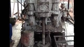 видео Буровой станок ЗИФ-1200А