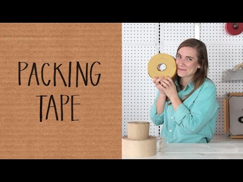 Packing Tape: Picking the Right Type for Your Business