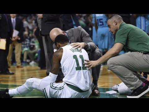 Celtics Comeback Down 18 After Kyrie Irving Injury! 11 Game Win Streak! 2017-18 Season