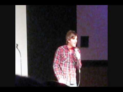 Jon Lajoie Live Stand up comedy Calgary