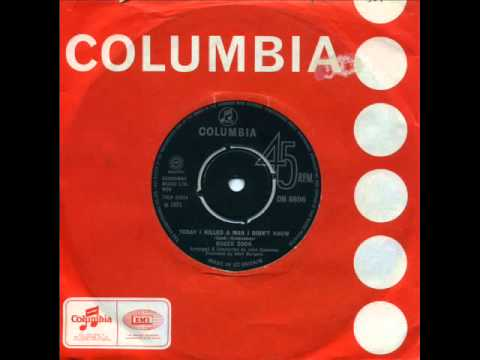 Roger Cook - 'Today I Killed A Man I Didn't Know' (1971)