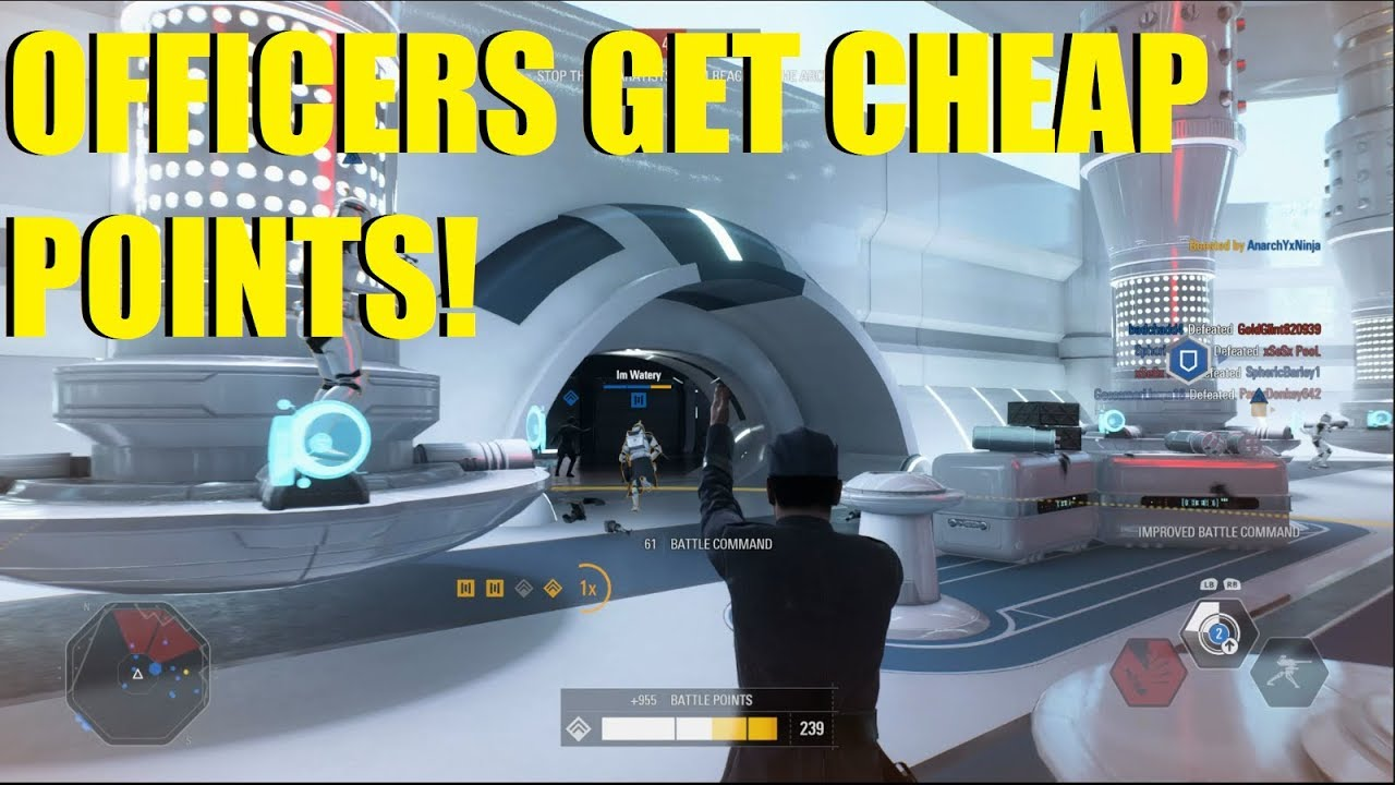 how to get more points on battlefront 2