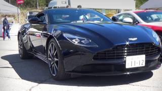 Newアストン・マーチン・Aston Martin DB11 @Asama Hill Climb 2017 アストンマーチンdb11 検索動画 5