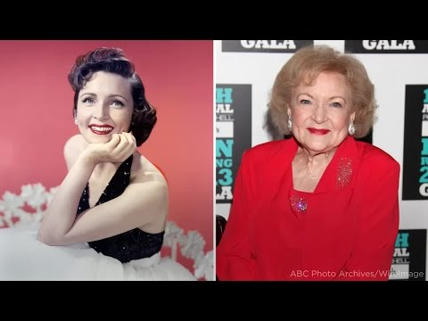 Betty White: Through the Years