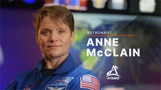 Meet Artemis Team Member Anne McClain