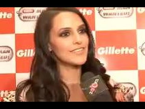 Neha Dhupia Likes Men In Uniform