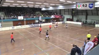VfB Hüls - Fenerbahce Istanbul Marl (1.Zwischenrunde; Hallenstadtmeisterschaft 2015)