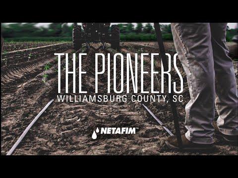 THE PIONEERS – Industrial Hemp Farming in South Carolina