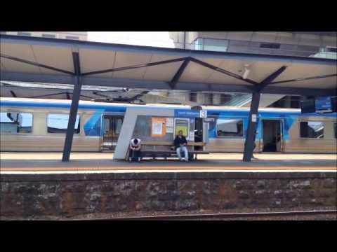 Melbourne Railway Vlog 2 North Melbourne
