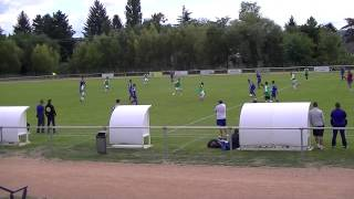U17 _ amical _ Estrablin vs Chasse/Rhône _ 5 sept. 2015 _ période 1