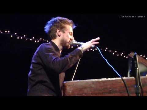 Arthur Darvill performing Thoughts of Flight