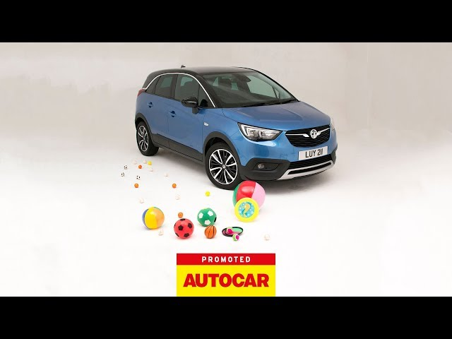 Promoted | Vauxhall Crossland X: Designed for family life (part 1) | Autocar