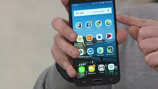 "TracFone Samsung Galaxy J7 Sky Pro 5.5"" w/ Case & 1500 Min/Text/Data on QVC"