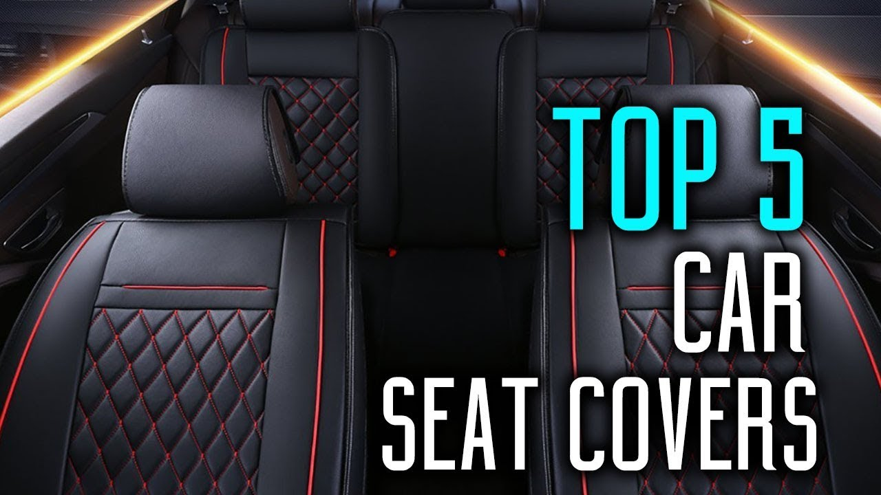 5 Best Car Seat Covers 2018 Youtube