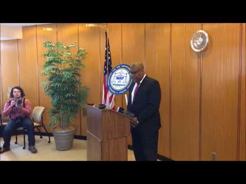 NAACP  speaks about fired superintendent