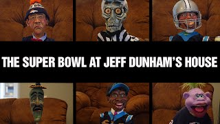 """The Super Bowl at Jeff Dunham"