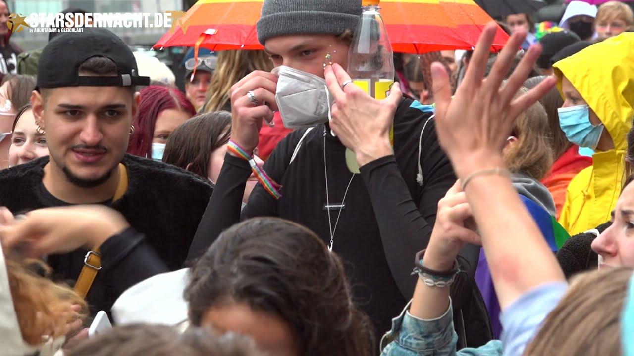 Cologne Pride 2021: Für Menschenrechte - Viele. Gemeinsam. Stark!