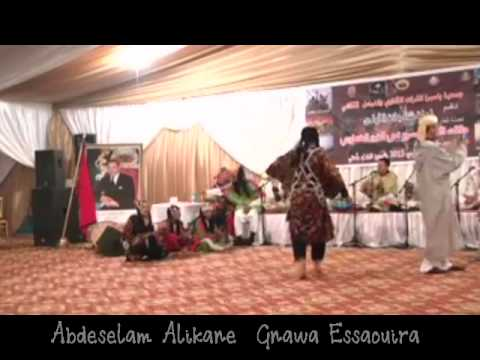 Maalem Abdeslam Alikan    Gnawa