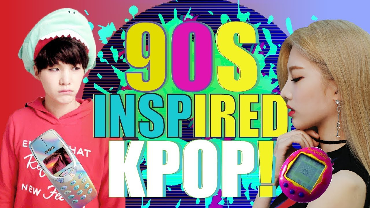 8 Kpop Songs That Channeled The 8s  Kpop Facts