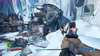 Borderlands 2 - Maxed Settings - Gameplay