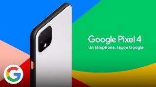 Découvrez le nouveau Pixel 4, le téléphone façon Google - Google France
