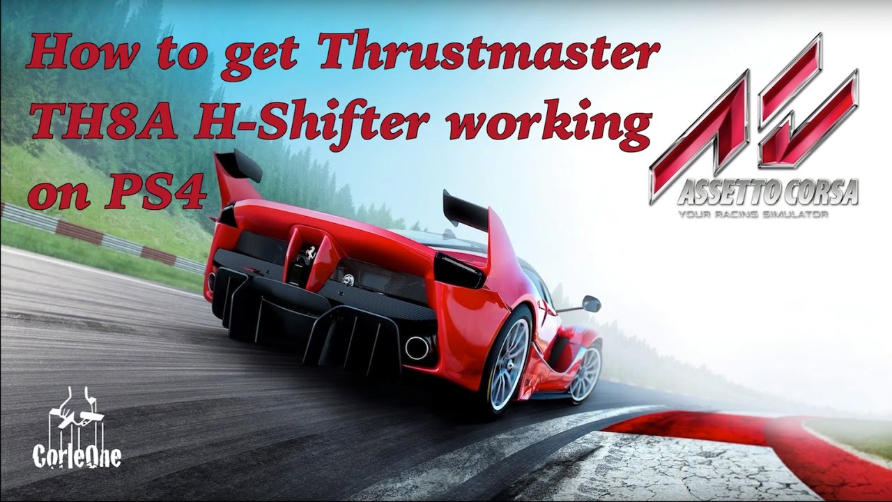 Thrustmaster TH8A Shifter Thread | Page 11