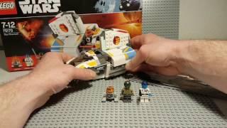 Lego Star Wars Review Set The Phantom