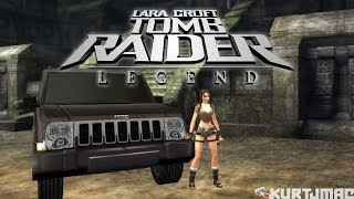 Tomb Raider: Legend - Part 1 - Product Placement!