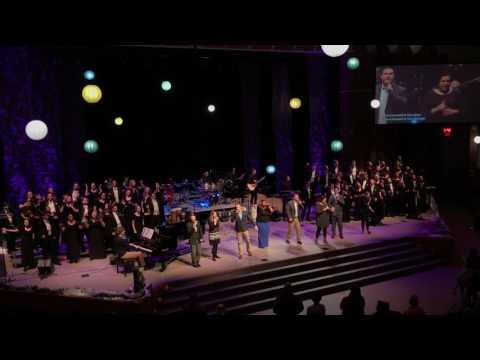 """Indiana Wesleyan University Chorale - """"Amazing"""""""