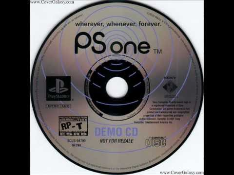 PSone Demo Whereever, Whenever, Forever Menu Music Extended