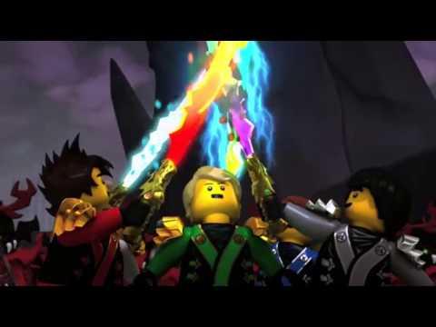 Ninjago Warriors - (Imagine Dragons)