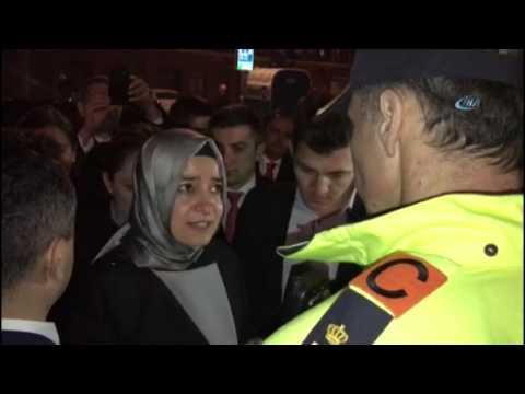 Hollanda Polisi Bakan Kaya'yı Tehdit Etti