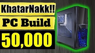 Hey guys, in this video mai aapko btaunga 50,000 rs gaming pc ke bare me. or best parts me build jo jyada se achi per...