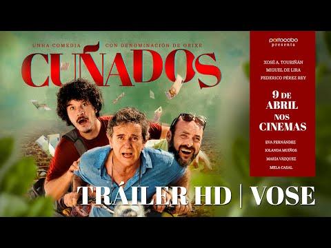Cuñaos: Xosé A. Touriñán, Miguel de Lira e Federico Pérez Rey saltan á gran pantalla