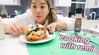 COOKING WITH REMI + HUGE Summer Clothing Haul!!