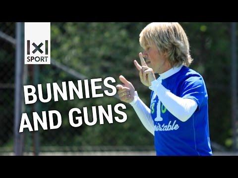 """Bunnies & Guns"" - Cognitive skills training for athletes"
