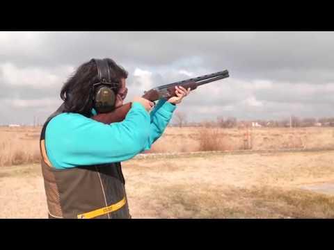 Стендовая стрельба по тарелкам уроки видео